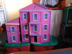 sad dollhouse